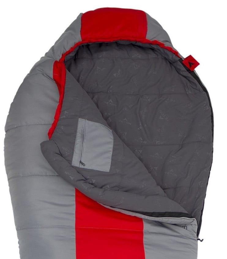 Sleeping bag inner pocket