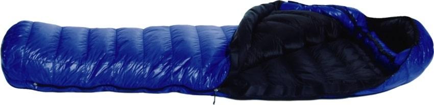 western mountaineering horizontal types of sleeping bags