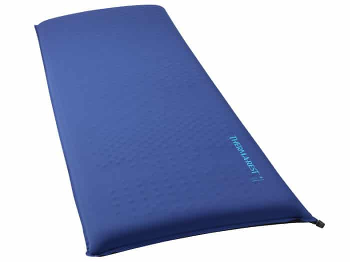 Therm-a-Rest LuxuryMap one of the best sleeping pads for bad backs