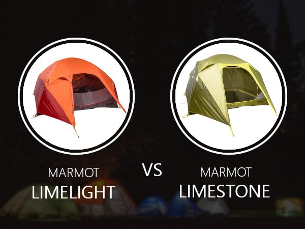 Marmot Limelight vs Limestone