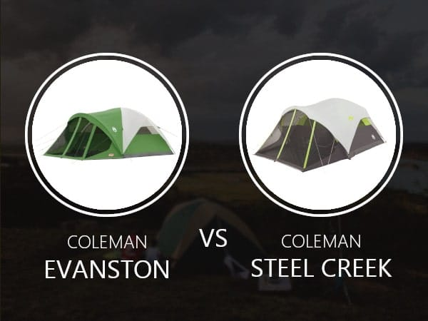 coleman evanstone vs steel creek