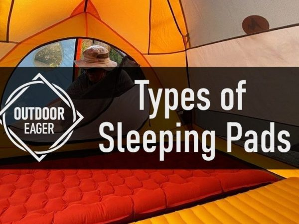 Types of Sleeping Pads