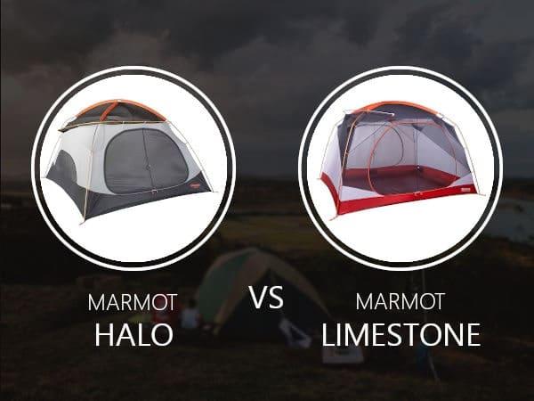 Marmot Halo vs Limestone
