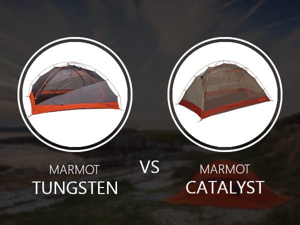 Marmot Tungsten vs Catalyst