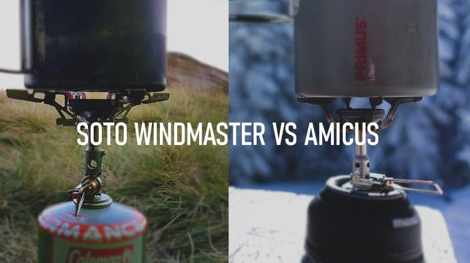 Soto Windmaster vs Amicus