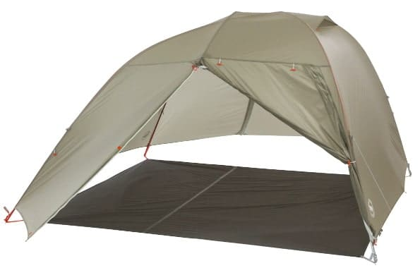 Big Agnes Copper Spur fast fly