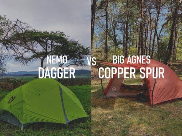 Nemo Dagger vs Copper Spur