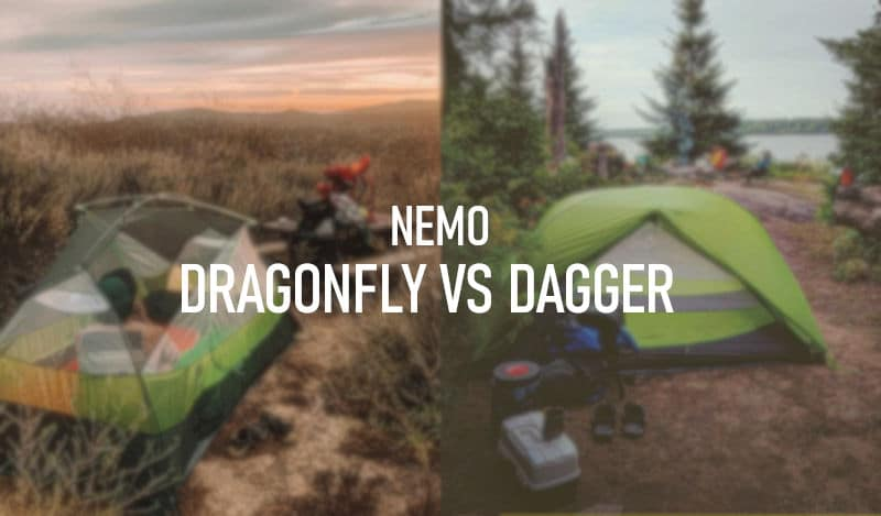 Nemo dragonfly vs dagger