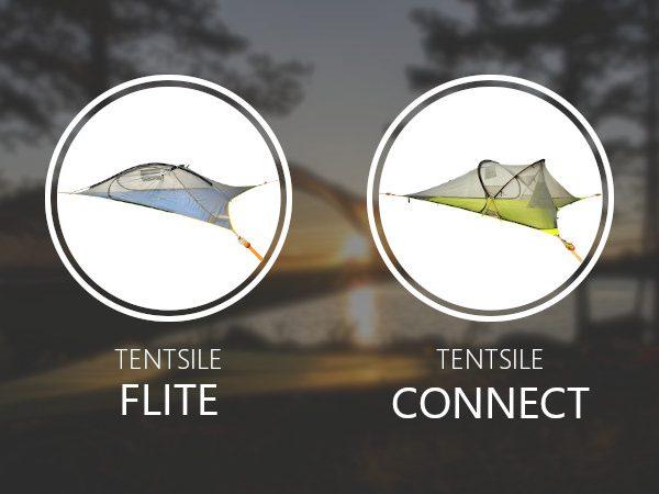 Tentsile Flite vs Connect