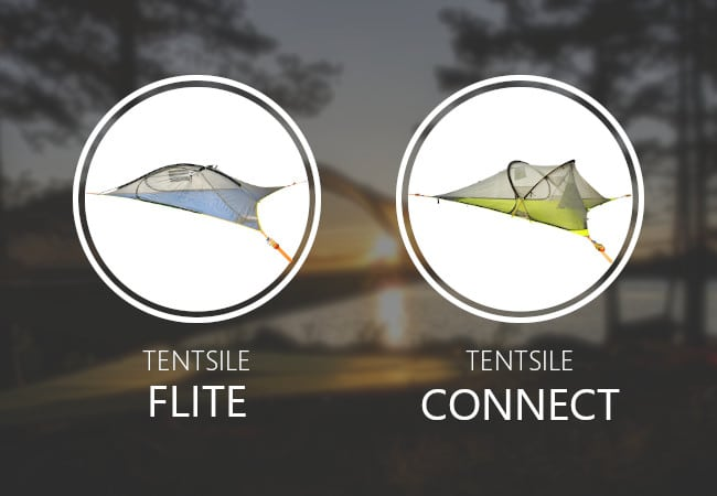 Tentsile Flite vs Connect