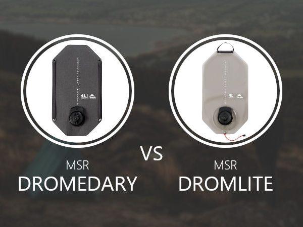 MSR Dromedary vs Dromlite