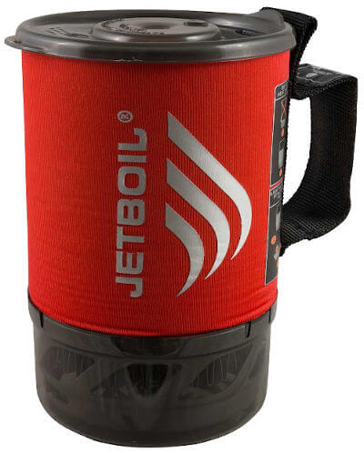 Jetboil Micromo Packed