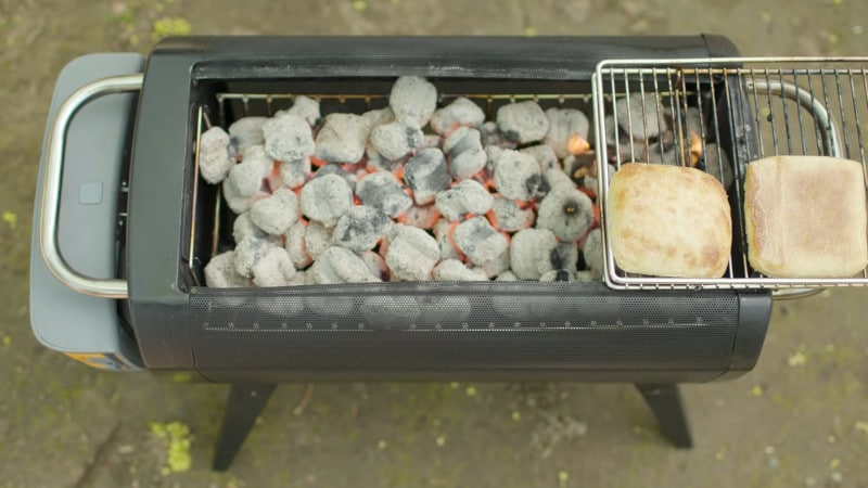 Biolite Fire Pit Cooking Grid
