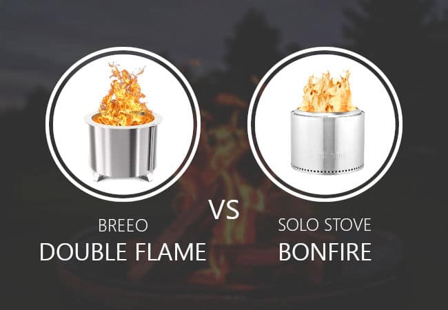 Breeo vs Solo Stove