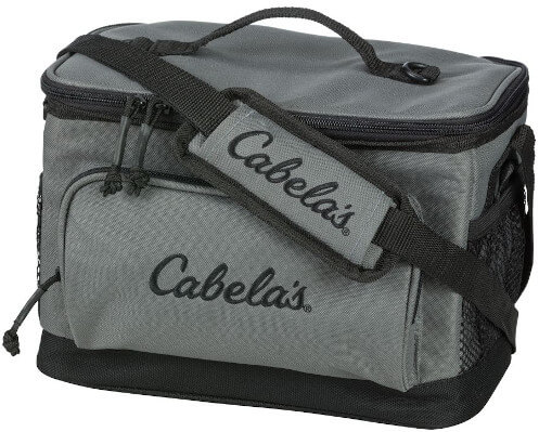 Cabelas Soft-Sided Cooler 12 cans