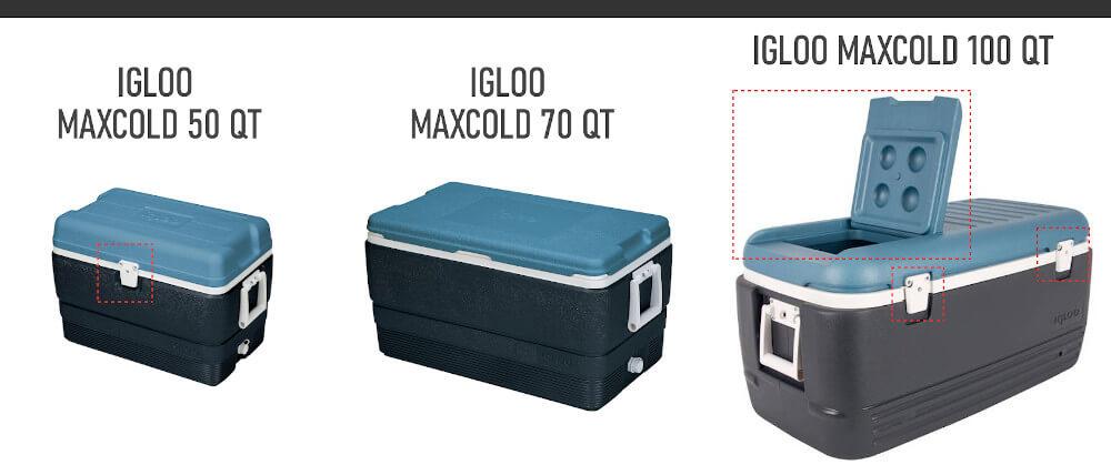 Igloo maxcold series